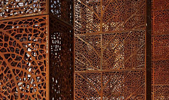 Steel Lasercut And Steel Perforated Gma Metals Australia
